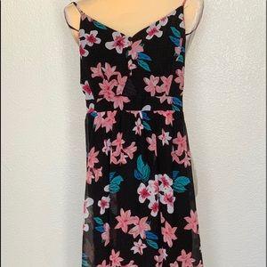 NWOT Candies floor length dress